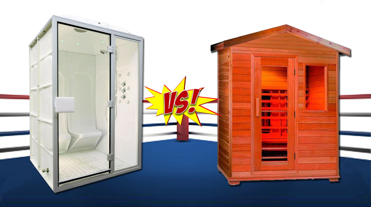 Tutorial la differenza tra bagno turco e sauna infrarossi - Differenza sauna bagno turco ...
